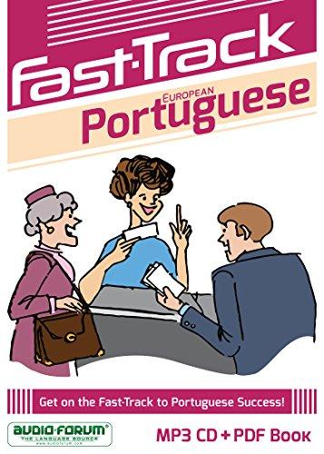 9781623921323: Fast-Track Portuguese (MP3/PDF)