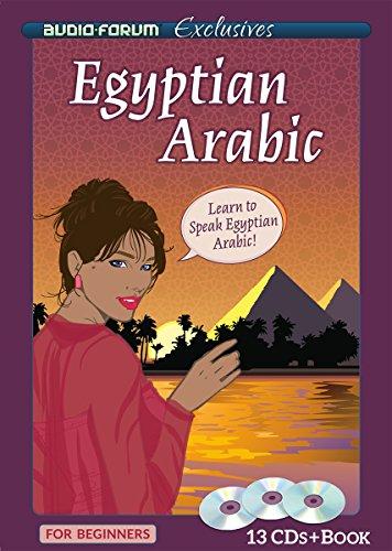 9781623921729: Egyptian Arabic (13 CDs/Book)