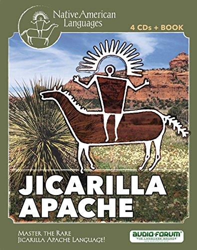 9781623921767: Jicarilla Apache (4 CDs/Book)