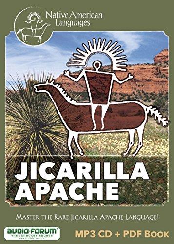 9781623921774: Jicarilla Apache (MP3/PDF)