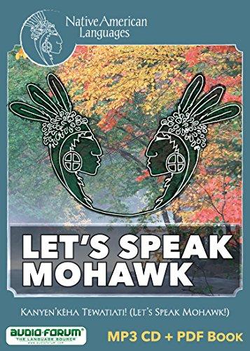 9781623921798: Let's Speak Mohawk (MP3/PDF)