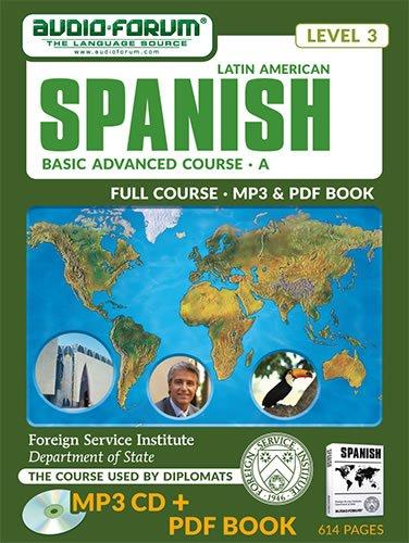9781623922641: FSI: Basic Spanish Advanced A (MP3/PDF)