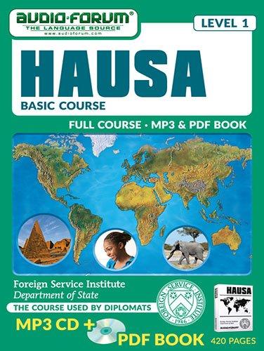 FSI: Hausa Basic Course (MP3/PDF): Foreign Service Institute