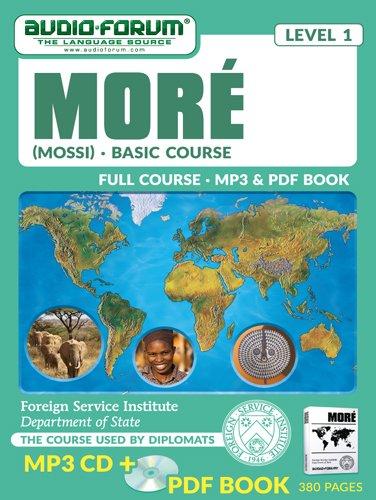 FSI: Moré (Mossi) Basic Course (MP3/PDF): Foreign Service Institute