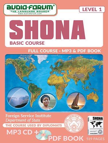 9781623922894: FSI: Shona Basic Course (MP3/PDF)