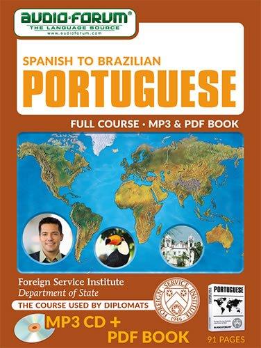 9781623922900: FSI: Spanish to Brazilian Portuguese (MP3/PDF)