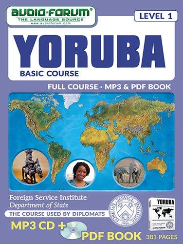 FSI: Yoruba Basic Course (MP3/PDF): Foreign Service Institute