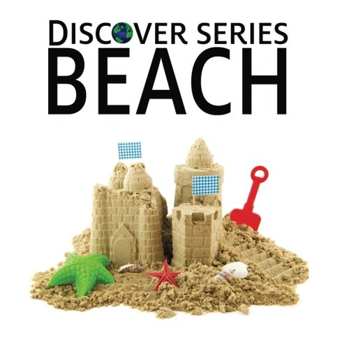 9781623950149: Beach: Discover Series Picture Book for Children