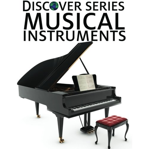 9781623950668: Musical Instruments: Discover Series Picture Book for Children