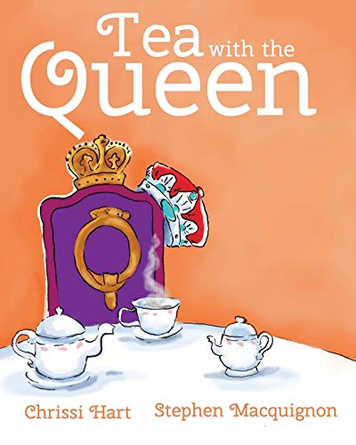 Tea with the Queen: Chrissi Hart