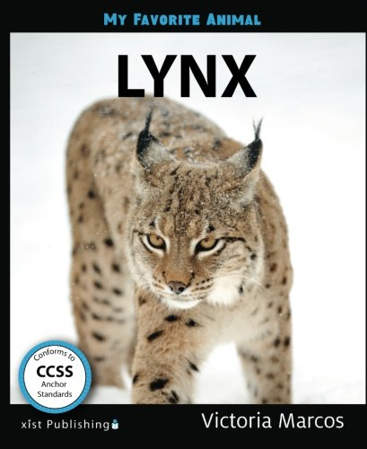 9781623956691: My Favorite Animal: Lynx