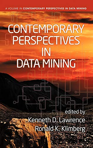 Contemporary Perspectives in Data Mining (Hc)