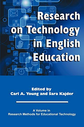 9781623960858: Research on Technology in English Education (Research Methods for Educational Technology)