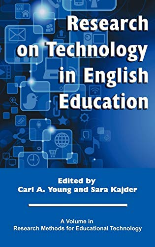 9781623960865: Research on Technology in English Education (Hc) (Research Methods for Educational Technology)