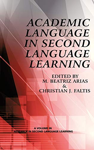 9781623961152: Academic Language in Second Language Learning (Hc) (Research in Second Language Learning)