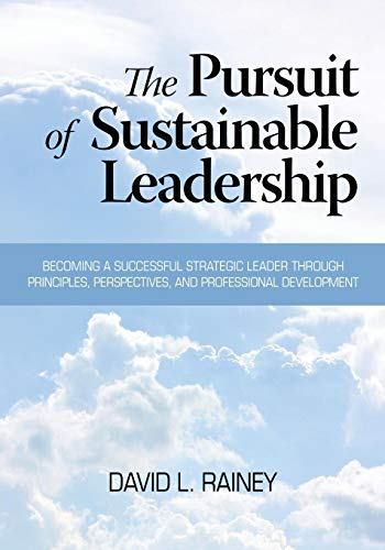 9781623961268: The Pursuit of Sustainable Leadership