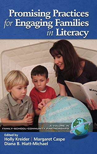 Promising Practices for Engaging Families in Literacy (Hc)