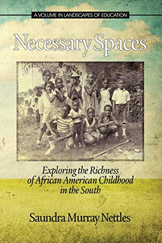 9781623963316: Necessary Spaces: Exploring the Richness of African American Childhood in the South (Landscapes of Education)