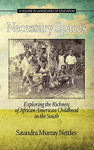 9781623963323: Necessary Spaces: Exploring the Richness of African American Childhood in the South (Hc) (Landscapes of Education)