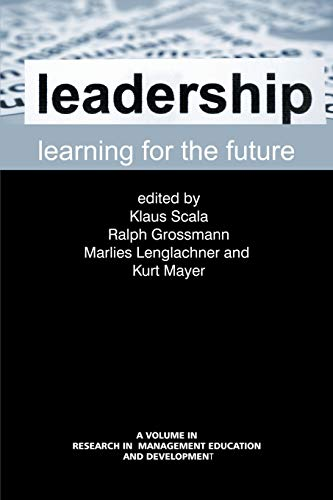 9781623964603: Leadership Learning for the Future (Research in Management Education and Development)
