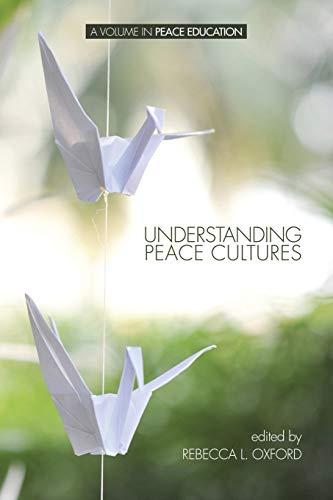 9781623965051: Understanding Peace Cultures (Peace Education)