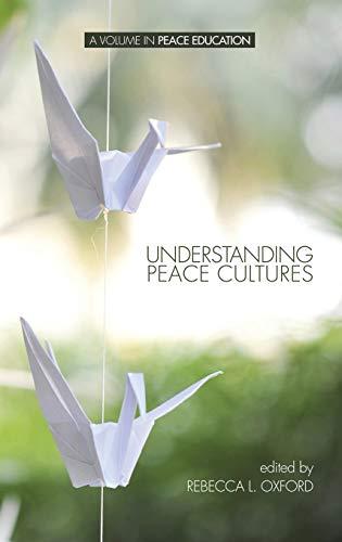 9781623965068: Understanding Peace Cultures (Hc) (Peace Education)