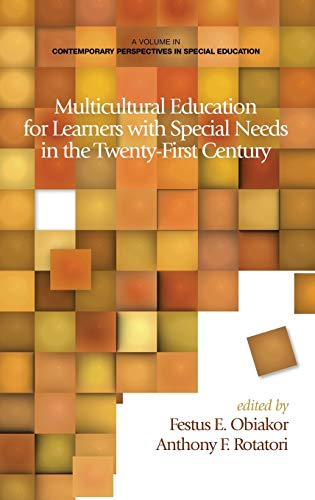 Multicultural Education for Learners with Special Needs in the Twenty-First Century (Hc)