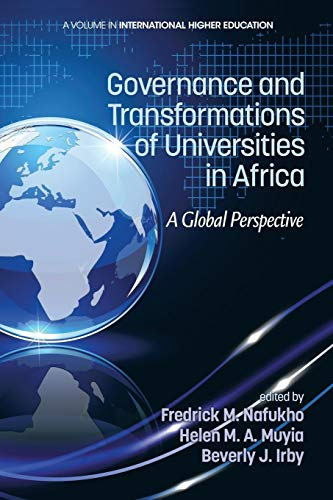 9781623967413: Governance and Transformations of Universities in Africa: A Global Perspective (International Higher Education)