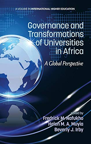 9781623967420: Governance and Transformations of Universities in Africa: A Global Perspective (Hc) (International Higher Education)