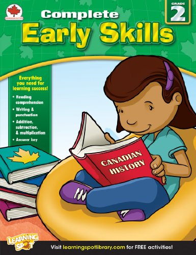 9781623990978: Early Skills, Grade 2: Canadian Edition (Complete)