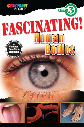 9781623991524: Fascinating! Human Bodies: Level 3