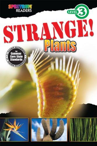 9781623991579: Strange! Plants: Level 3