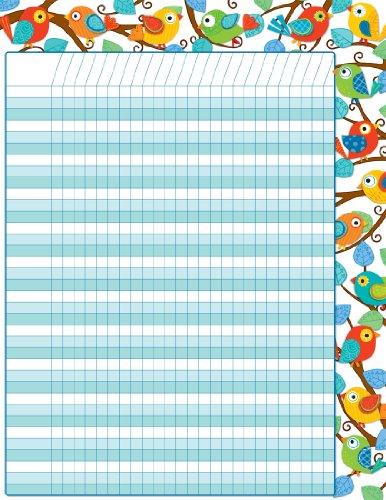 9781623999865: Boho Birds Incentive Chart