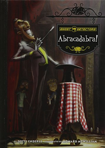 9781624020049: Abracadabra! (Ghost Detectors)