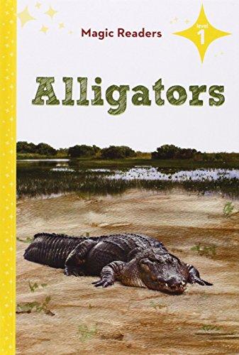 Alligators (Magic Readers: Level 1): O'Brien, Bridget