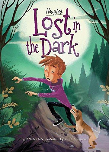 9781624021497: Lost in the Dark (Haunted)