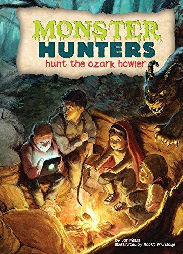 Hunt the Ozark Howler (Monster Hunters): Fields, Jan