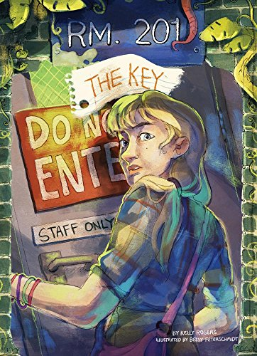 The Key (Library Binding): Kelly Rogers
