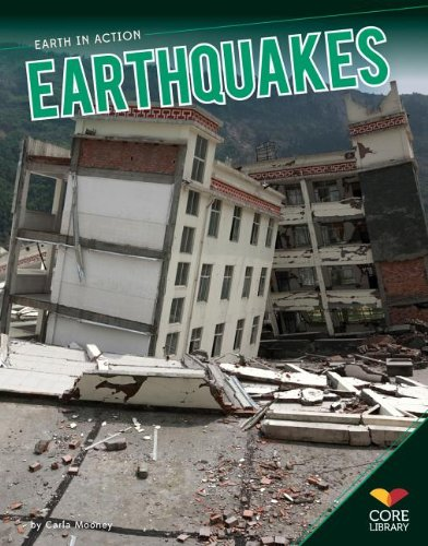 9781624030024: Earthquakes (Earth in Action)