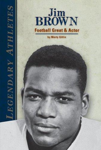 9781624031281: Jim Brown: Football Great & Actor (Legendary Athletes)
