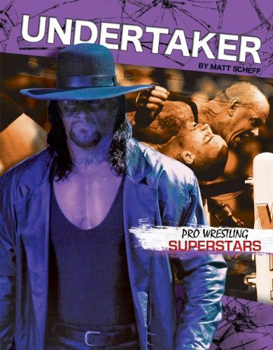 9781624031410: Undertaker (Pro Wrestling Superstars)