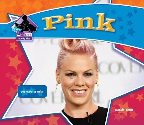 Pink: Pop Music Superstar (Big Buddy Biographies): Sarah Tieck