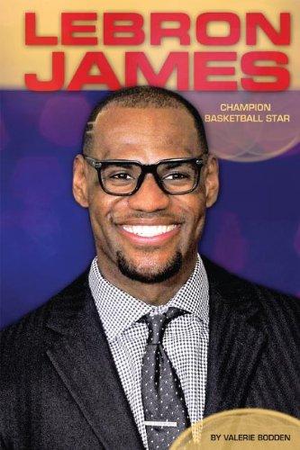 9781624032240: Lebron James: Champion Basketball Star (Contemporary Lives)