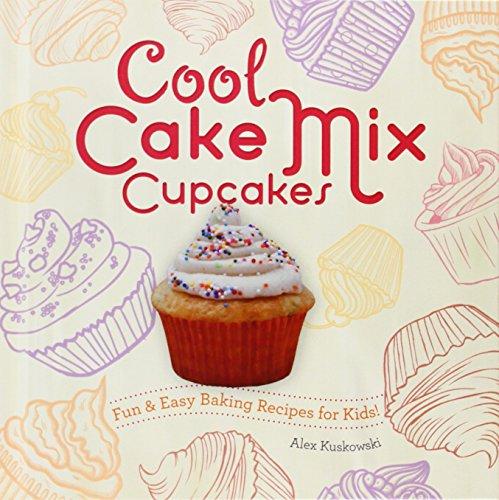 Cool Cupcakes Muffins (Hardback): Alex Kuskowski