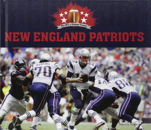 9781624033636: New England Patriots (NFL's Greatest Teams)