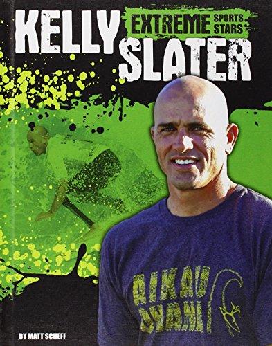 9781624034589: Kelly Slater (Extreme Sports Stars)