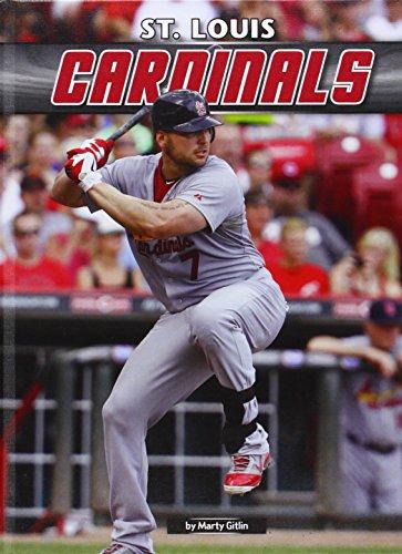 9781624034824: St. Louis Cardinals (Inside MLB)