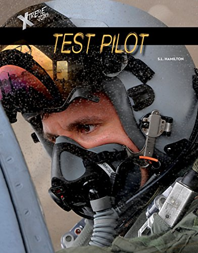 9781624037610: Test Pilot (Xtreme Jobs)