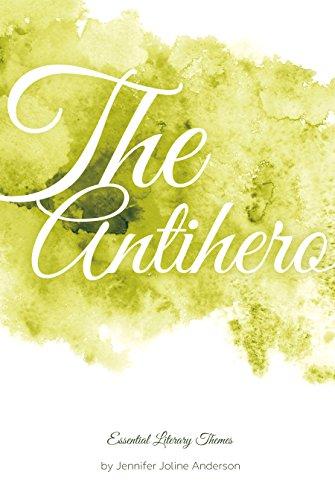 Antihero (Hardcover): Jennifer Joline Anderson