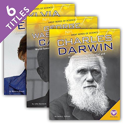 Great Minds of Science Set 2 (Hardback): Abdo Publishing